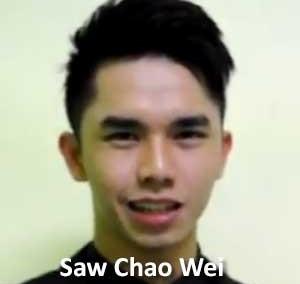 Saw Chao Wei