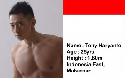 Tony Haryanto