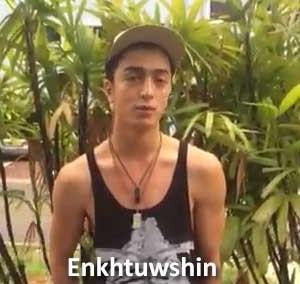 Enkhtuwshin
